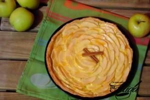 Tarta de Manzana - Las mejores recetas de Huga