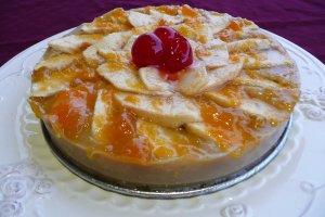 Tarta de manzana - Almudena