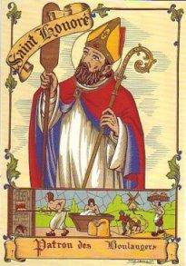 Pastel Saint Honoré