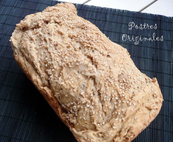 Pan de Sésamo 2
