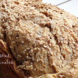 Pan de Sésamo