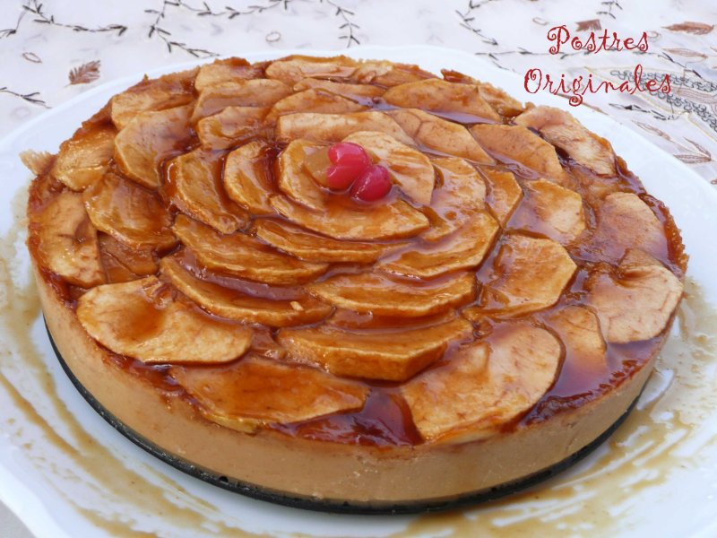 Tarta de manzana 1