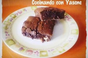 Brownie - Cocinando con Yasene
