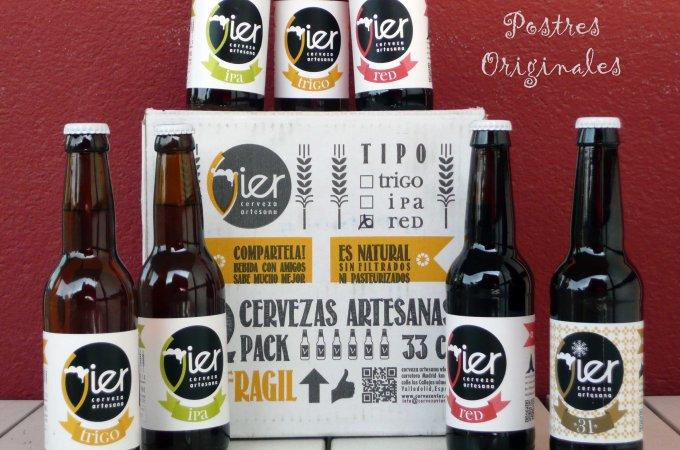 Cervezas Artesanas VIER