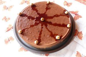 Tarta Ferrero Rocher - Pilar Rodríguez