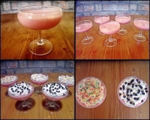 Copa de Fresa y Nata - Dulces de Sonia