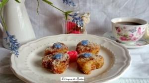 Leche frita de Violetas - El toque de Belén