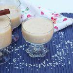 Arroz con Leche en Panificadora (Sin Gluten ni Lactosa)