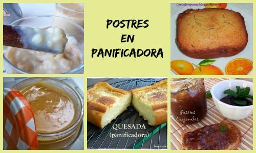 Postres-en-Panificadora-Collage