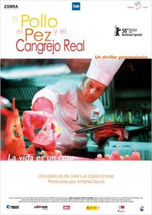 El Pollo el Pez y el Cangrejo REal - Carátula