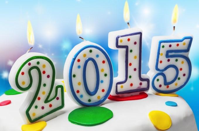 Gracias a tod@s y Feliz Año Nuevo 2015!!!