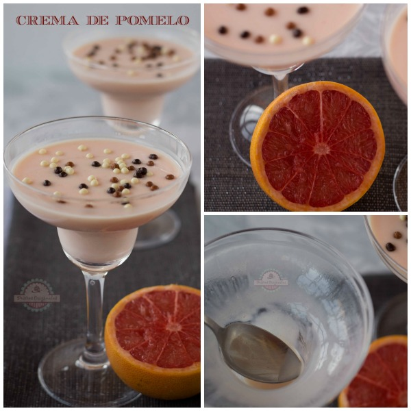 Crema de Pomelo Collage