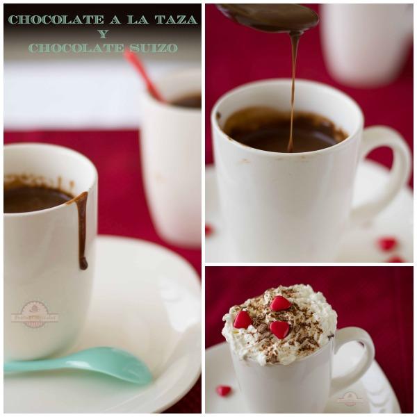 Chocolata a la Taza Collage