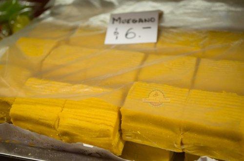 Dulces de Puebla - Muégado