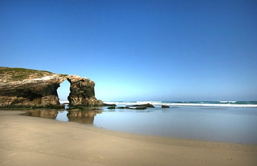 Asturias - Playa_catedrales