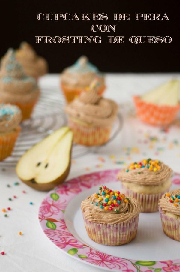 Cupcakes de Pera - Texto 01