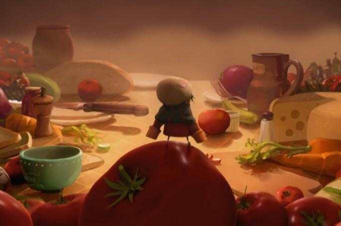 Al Dente (2007) cortometraje
