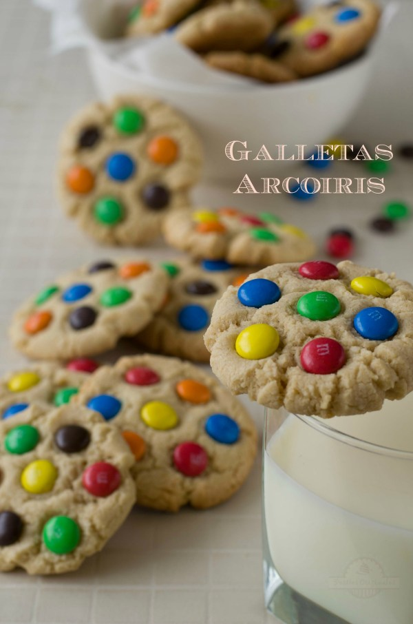 Galletas Arcoiris - Texto 02