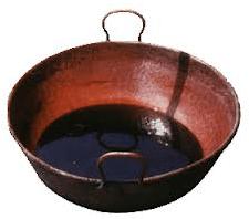 Mostillo y Arrope - Caldero
