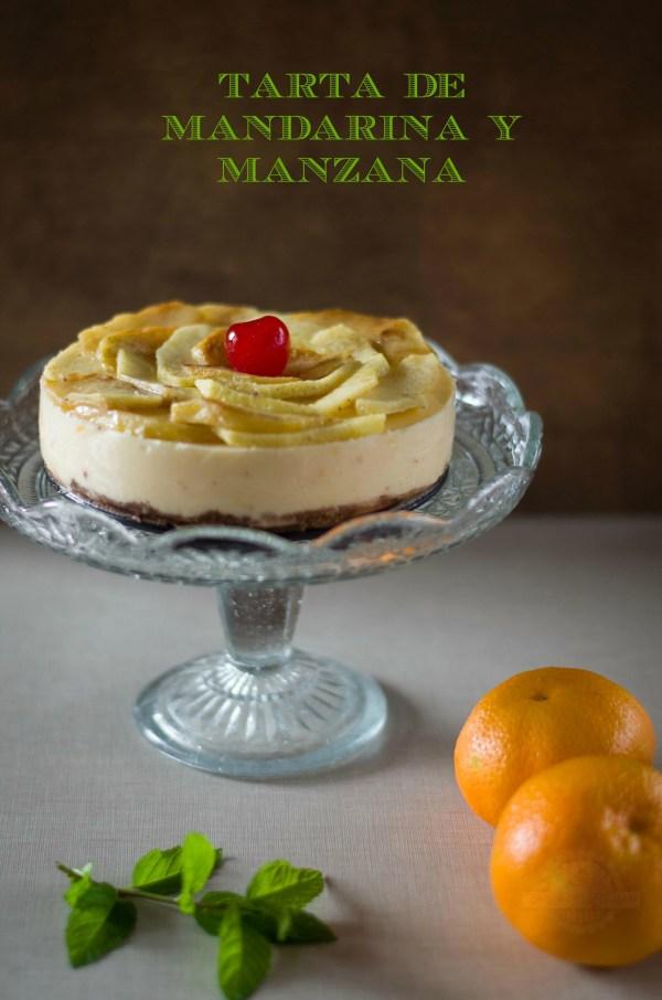 Tarta de Mandarina y Mazana - Texto01