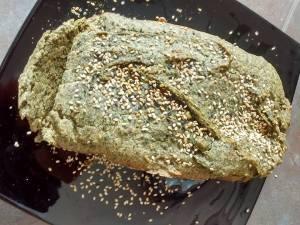Pan de Espinacas - Sara Melón