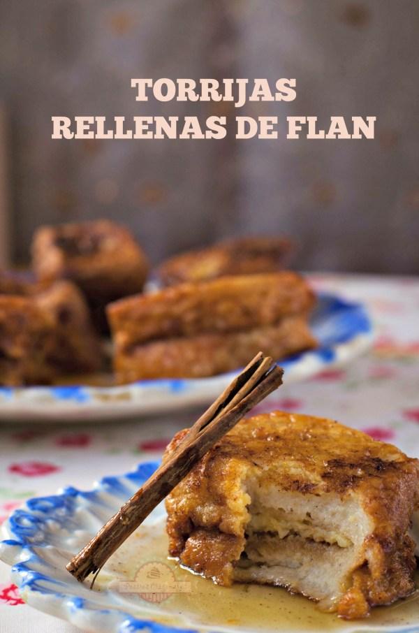 Torrijas Rellenas de Flan - Texto 01