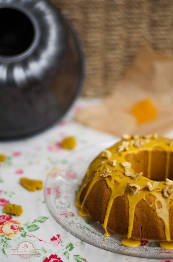 Bundt Cake de Cúrcuma 06