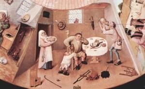 El Bosco - Los Pecados Capitales (La Gula)