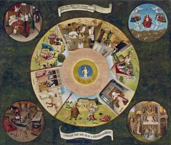 El Bosco - Los Pecados Capitales