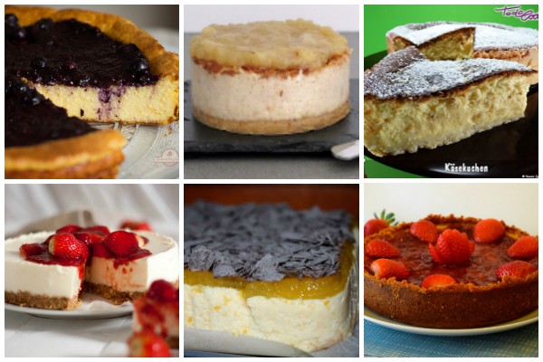 Tartas de Queso Collage2