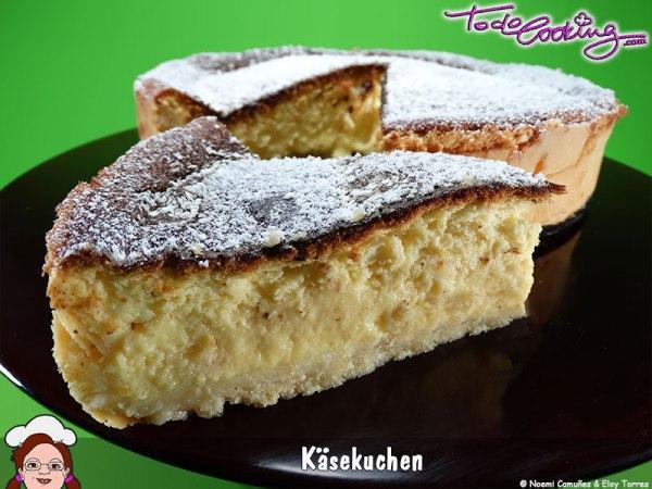 Tartas de Queso - Kasekuchen