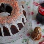 Bundt Cake de Coca Cola