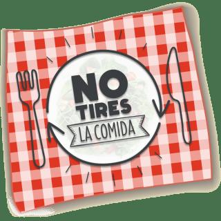 No tires la comida, campaña de la OCU