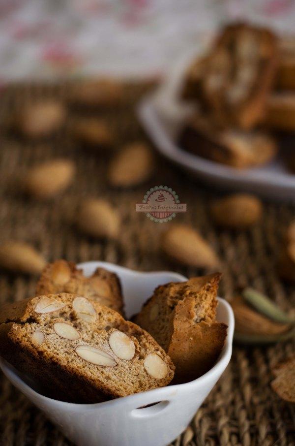 Biscotti de Almendras