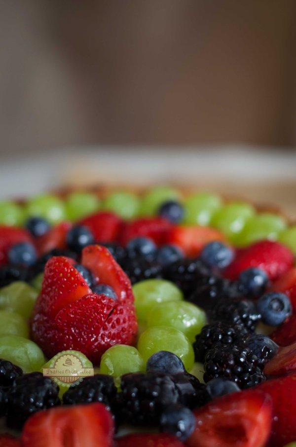Tartaleta de Frutas o Tarta de Frutas