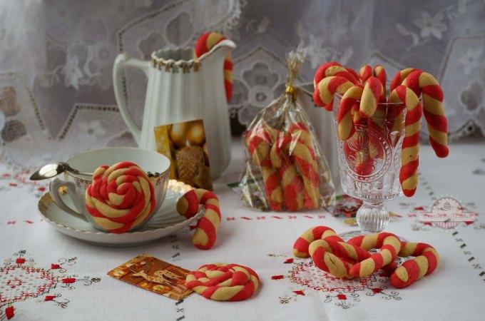 Galletas de Navidad o Galletas Bastón
