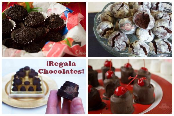 Para una ocasión especial… ¡regala chocolates!