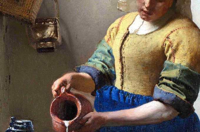 La Lechera – Vermeer