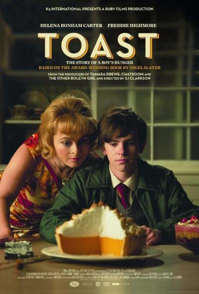 Toast o La historia de un niño hambriento