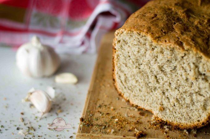 Pan de Ajo y Orégano