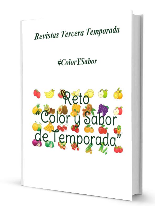 Revistas Reto 3ª Temporada Image