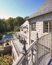 Residential Decorative Railings | Limestone Estates | Post ...