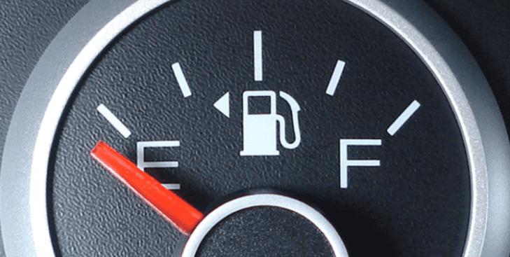 El Propósito De La Flecha En El Tanque De Gas