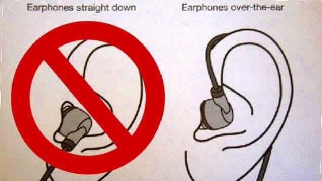 La Forma Correcta De Usar Auriculares