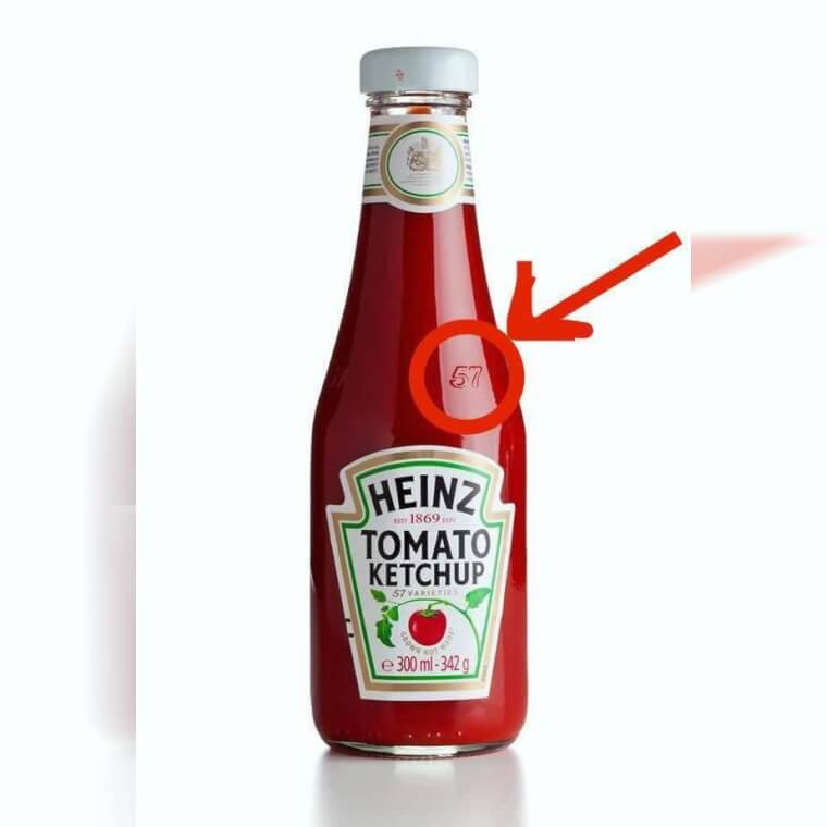 The Key To Getting Ketchup Out Easily