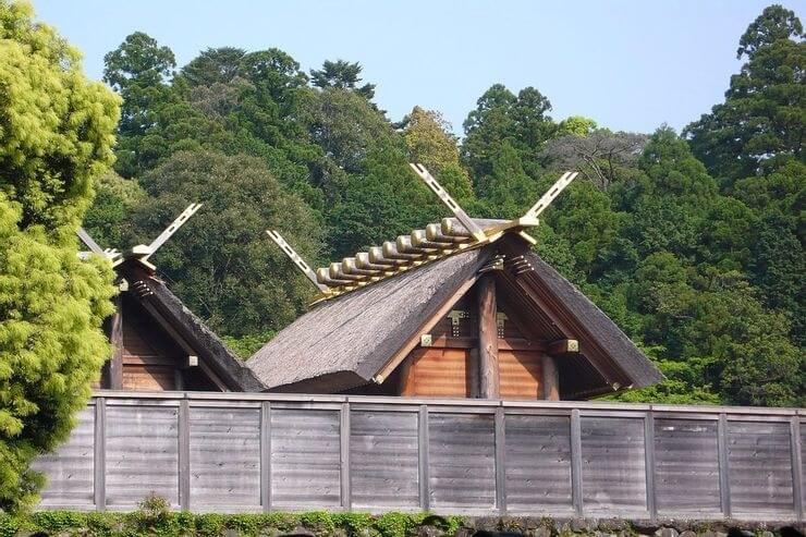 O Grande Templo de Ise, Japão