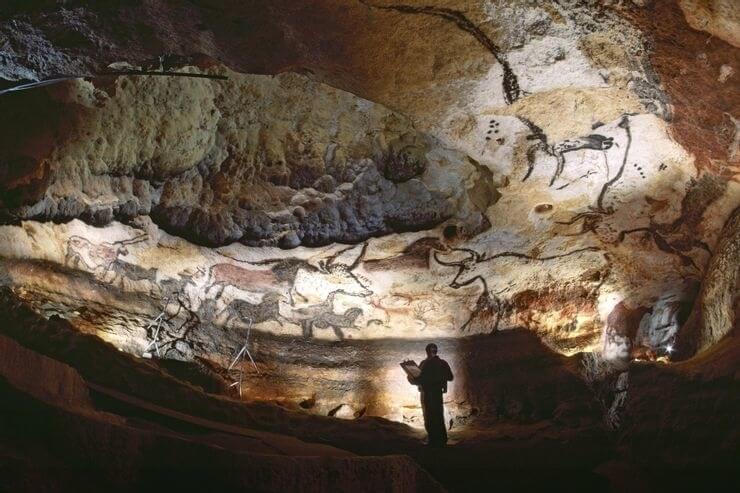 Cavernas Lascaux, França
