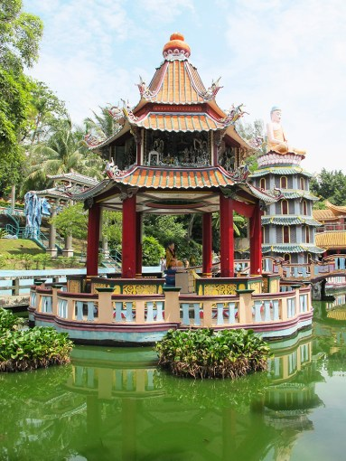 Haw Par Villa, Singapore, Ten Courts of Hell