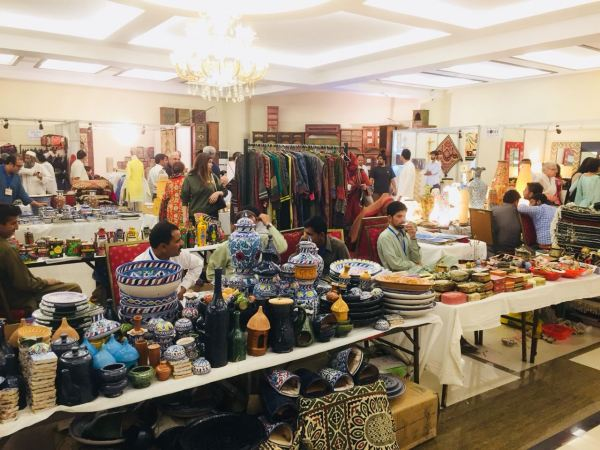 Downside Of Daachi Arts And Crafts Exhibition In Lahore - Postshive Pakistan' Buzzing Trends