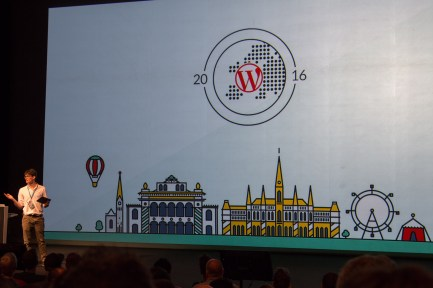 WCEU stage